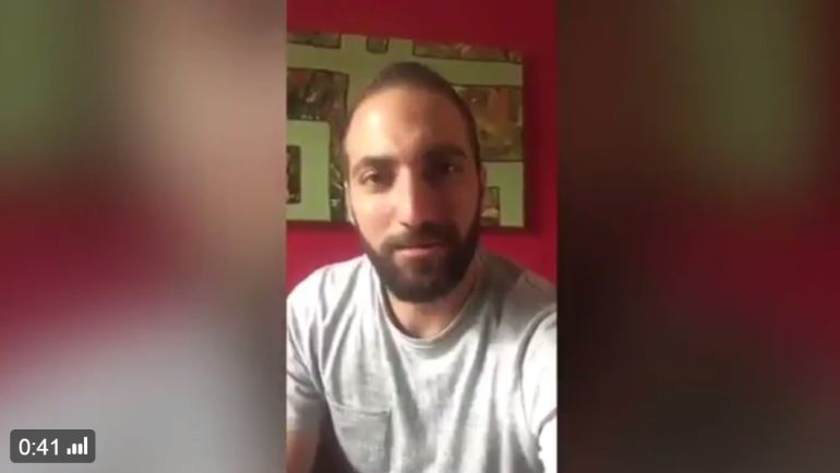 Captura del vídeo del 'Pipita'