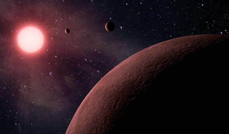 Kepler encuentra nuevos planetas.