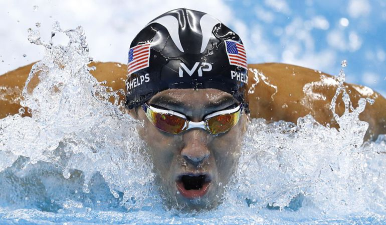 Phelps se enfrenta su gran reto.