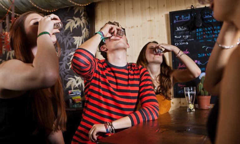 El tratamiento del alcoholismo en fokino