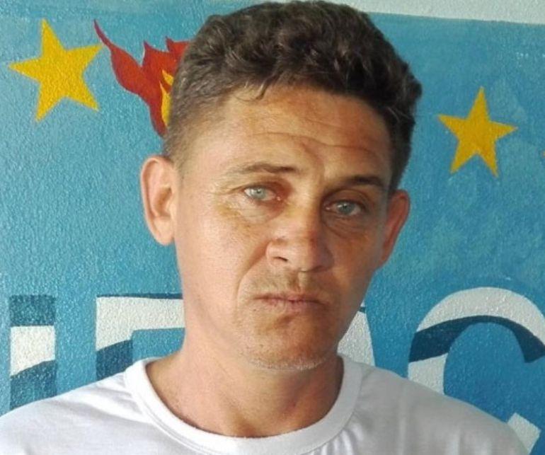 Jorge Cervantes, preso político cubano en huelga de hambre para denunciar su situacion