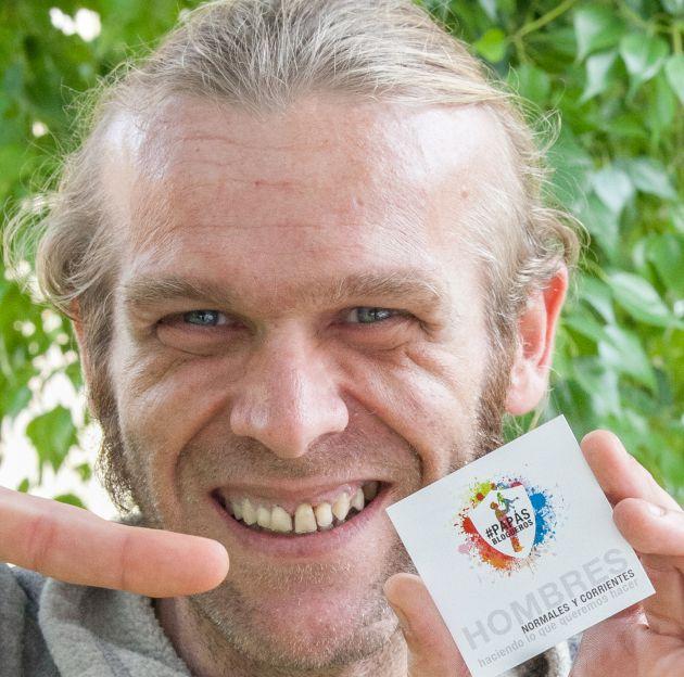 Joaquim Montaner, creador de 'Papás blogueros'.