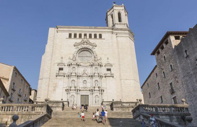 Girona fue escenario del rodaje de Juego de Tronos.