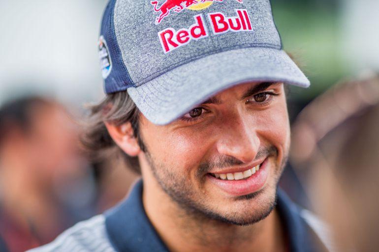 Carlos Sainz (Toro Rosso) en Austria