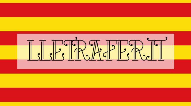 Lletraferit, la palabra para los amantes de la literatura.
