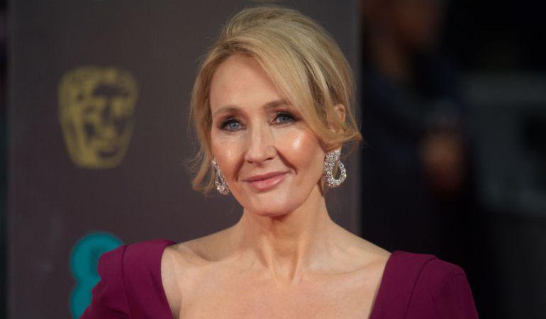J. K. Rowling habla sobre su manuscrito secreto.