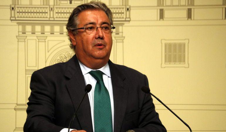 El ministro de Interior, Juan Ignacio Zoido, comparecerá en las próximas fechas en el Congreso en relación con el reciente naufragio de una patera en el Mar de Alborán.