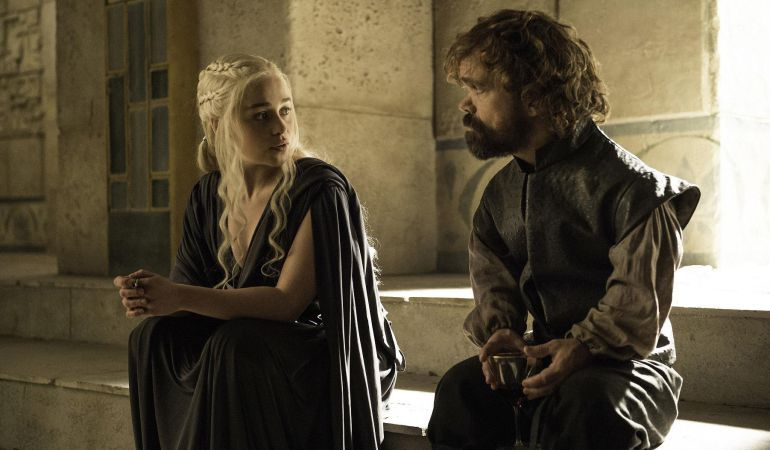 Fotograma de la ficción de HBO 'Juego de Tronos'.