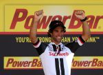 ROMANS-SUR-ISERE, FRANCE - JULY 18: Michael Matthews of Australia riding for Team Sunweb celebrates on the podium after winning stage 16 of the 2017 Le Tour de France, a 165km stage from Le Puy-en-Velay to Romans-sur-Isère on July 18, 2017 in Romans-sur-Isere, France. (Photo by Chris Graythen/Getty Images)