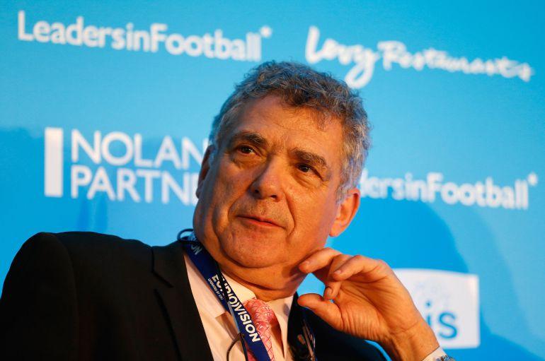 El presidente de la RFEF, Ángel María Villar, en una imagen de archivo
