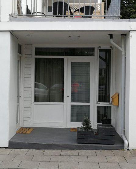 La casa en la que se alojó el equipo de la SER en Solvallagata 48 de Reikiavik