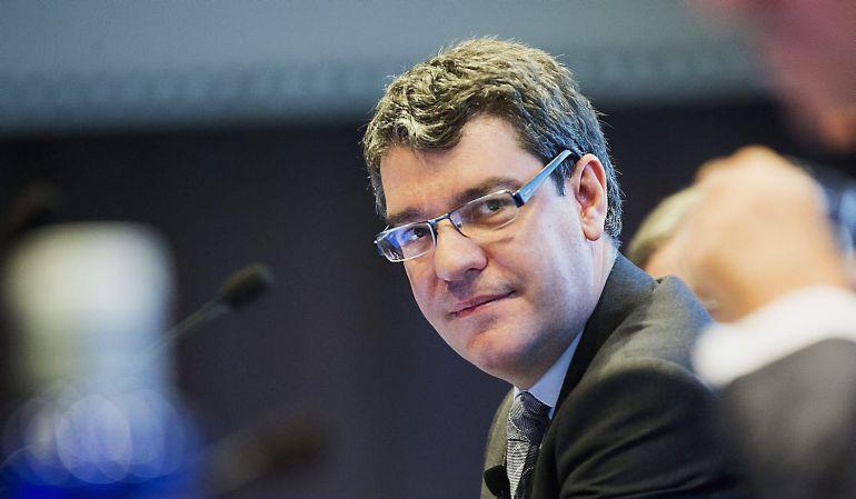 El ministro de Energía, Álvaro Nadal, en una foto de archivo.