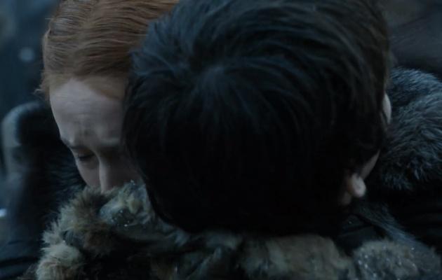 Sansa y Bran se reencuentran en el 7x03