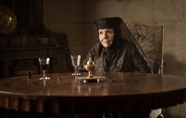 La última escena de la Reina de las Espinas en 'Juego de tronos'