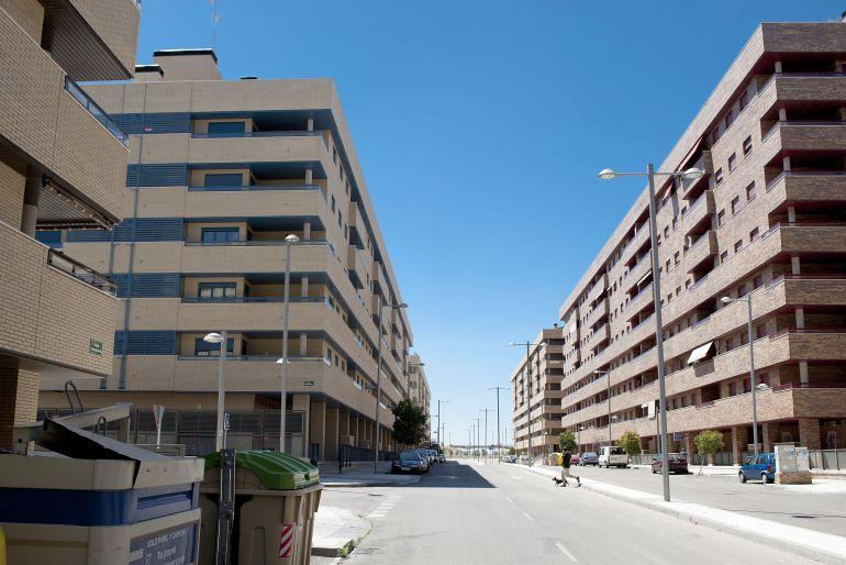 La urbanización de El Quiñón, propiedad de Francisco Hernando 'El Pocero', en Seseña (Toledo)