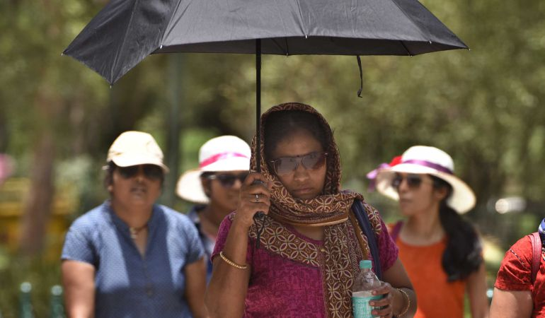 El cambio climático amenaza con hacer inhabitable parte del sur de Asia en 2100