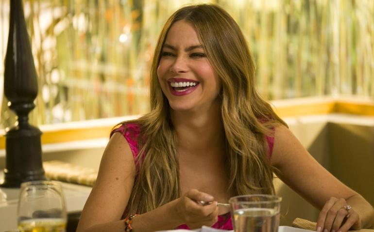Sofía Vergara en la octava temporada de 'Modern Family'