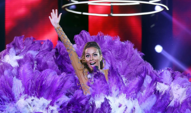 Cristina Pedroche, invitada estrella de 'Tu cara me suena 5'