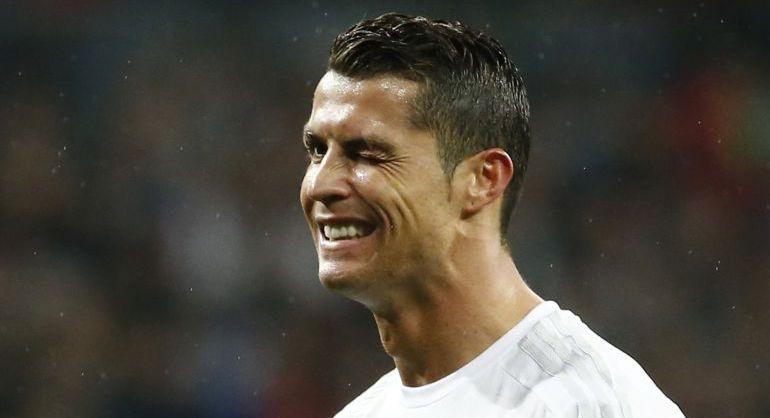 Cristiano Ronaldo en una imagen de archivo