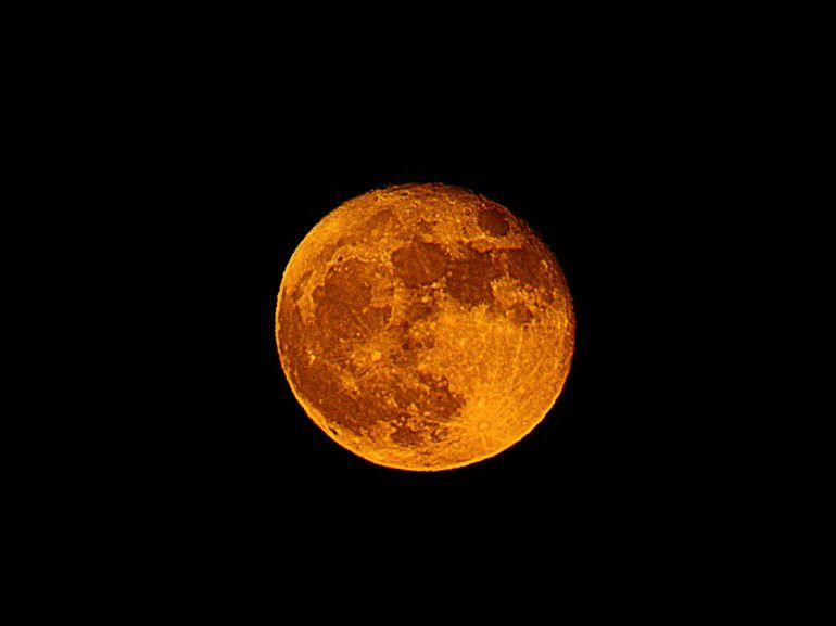El Eclipse de luna sólo se verá en el este de España