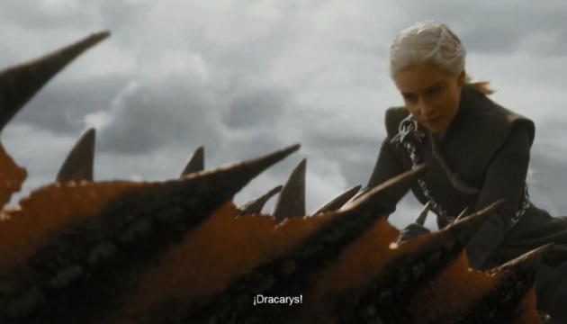 Daenerys en el capítulo 'Botín de guerra' de 'Juego de tronos'