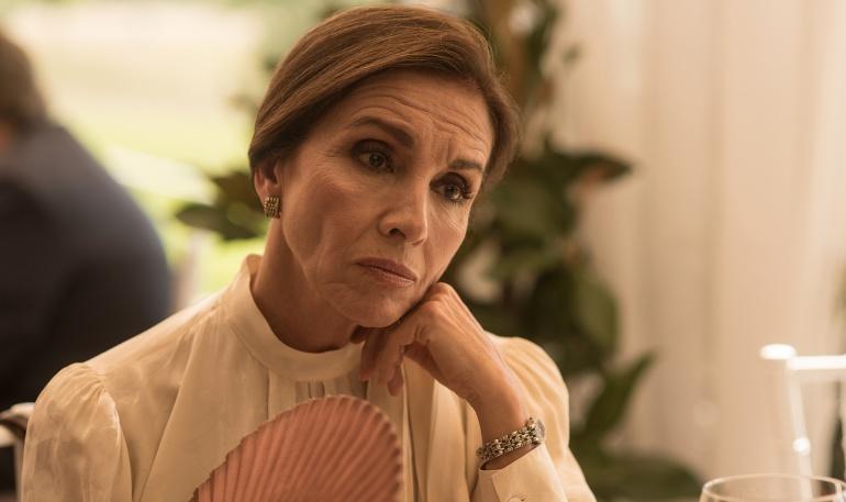 Ana Belén en 'Traición', la nueva serie de TVE