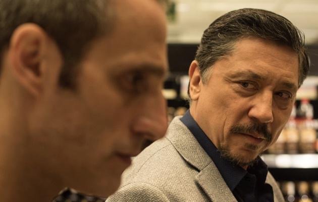 Carlos Bardem, otro de los grandes protagonistas de 'Traición'