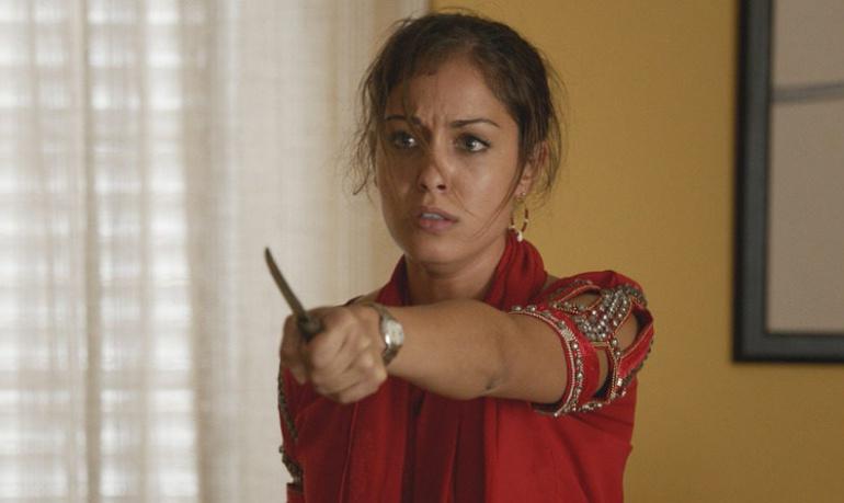 Hiba Abouk en 'El Príncipe'