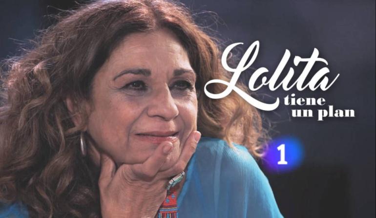 Lolita Flores, la nueva anfitriona de TVE
