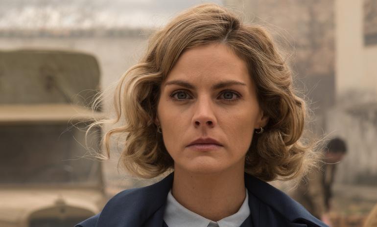 Amaia Salamanca protagoniza 'Tiempos de guerra', la nueva serie de Antena 3