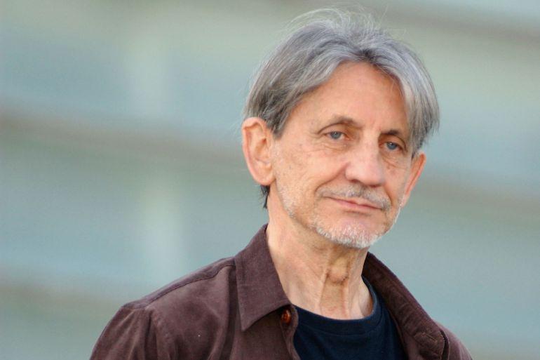 El cineasta Basilio Martín Patino.