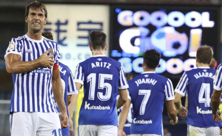 Camiseta Real Sociedad Aritz