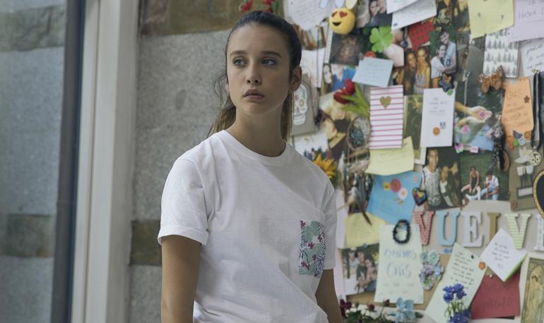 María Pedraza protagoniza la primera serie transmedia interactiva producida en España