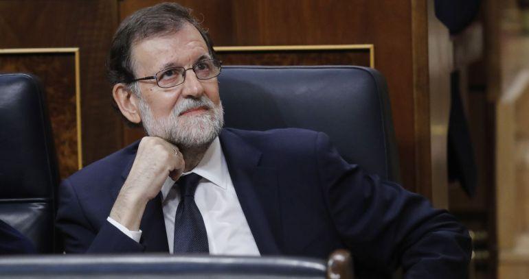 Mariano Rajoy, en el Congreso en una imagen de archivo