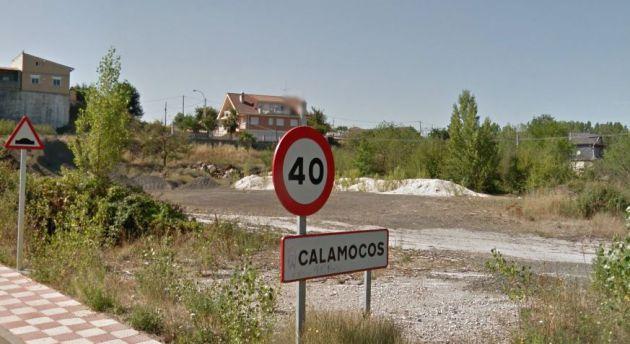 Calamocos, en León.