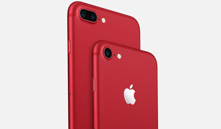 Últimos modelos de iPhone.