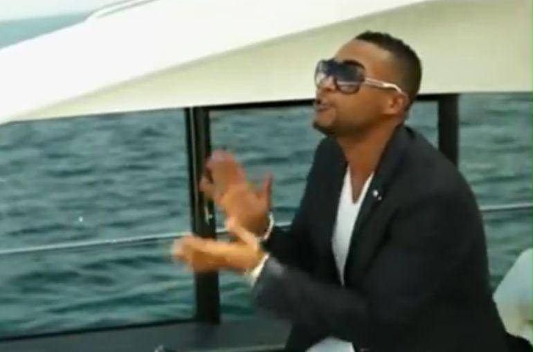 Imagen del videoclip de Danza Kuduro.