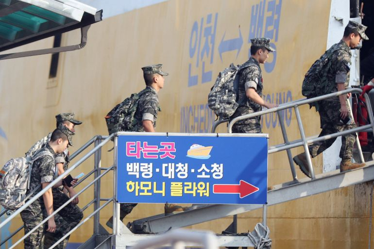 Corea del Sur responde con maniobras militares al último desafío nuclear de Pyongyang