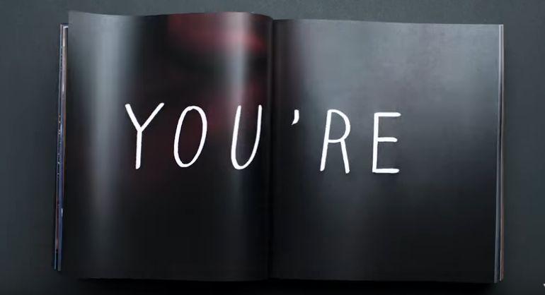 Captura del nuevo vídeo de U2