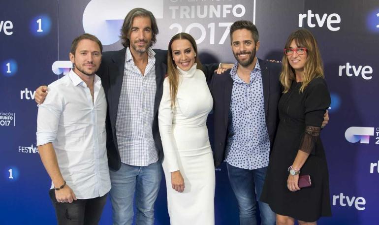 El nuevo equipo de 'Operación triunfo'