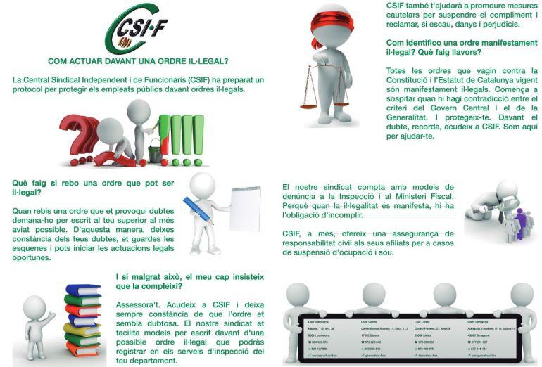Consulta el folleto del sindicado CSIF (pulsa para ver el pdf)