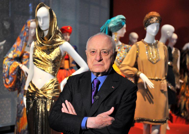 Pierre Bergé ha muerto a los 86 años.