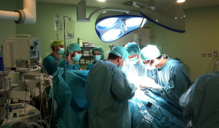 España lidera el ranking de trasplantes.