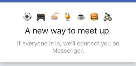 La nueva característica de Facebook.
