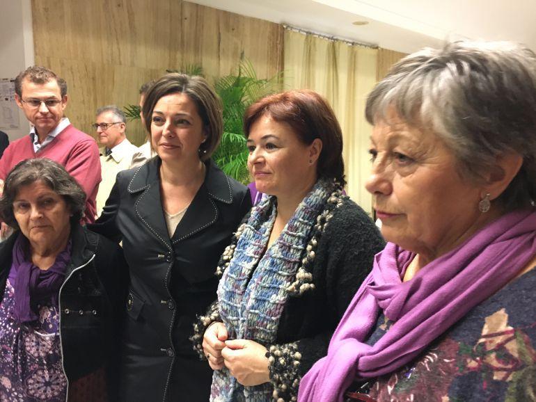 El Pacto de Estado se olvida de las madres de los hijos asesinados