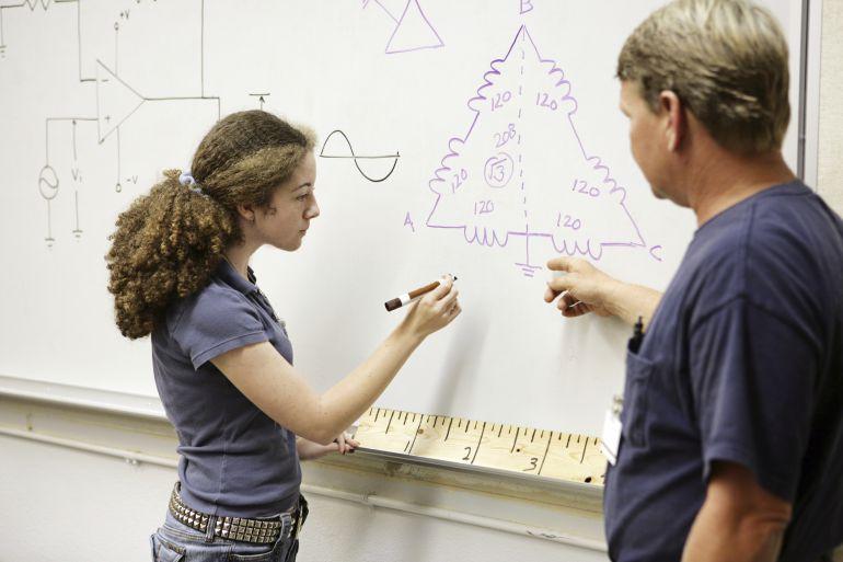 La OCDE alerta de la brecha de género en las titulaciones universitarias