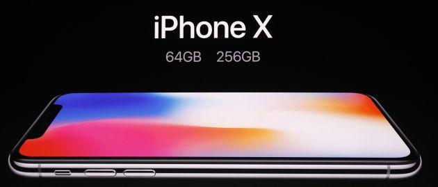 El nuevo iPhone sale en dos versiones.