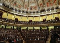 PP, PSOE y Cs, divididos por una iniciativa sobre el referéndum