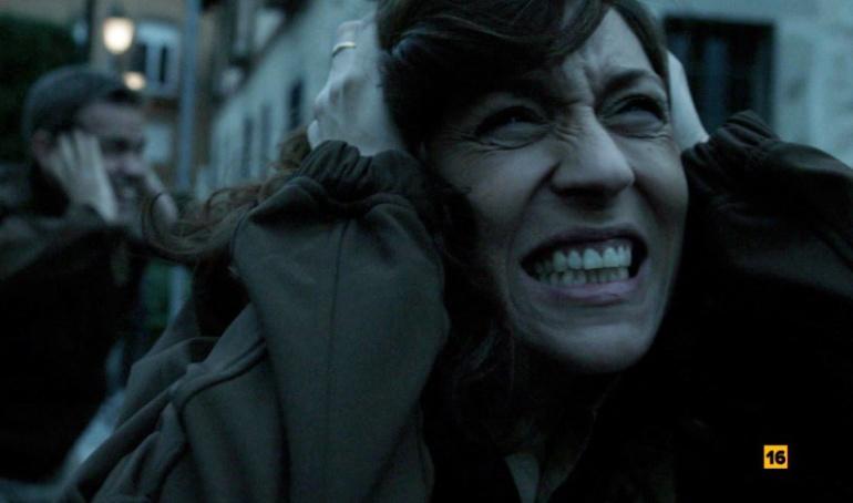 Pepa Aniorte, una de las grandes protagonistas de 'El Incidente'