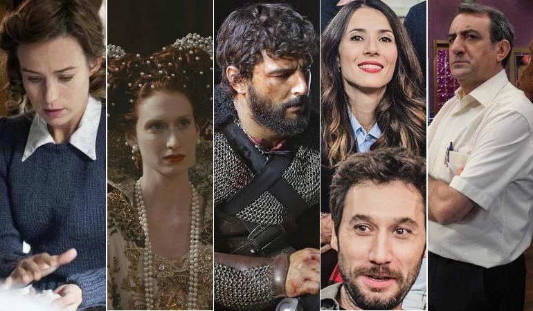 Los cinco fracasos de TVE en la temporada 2016-2017
